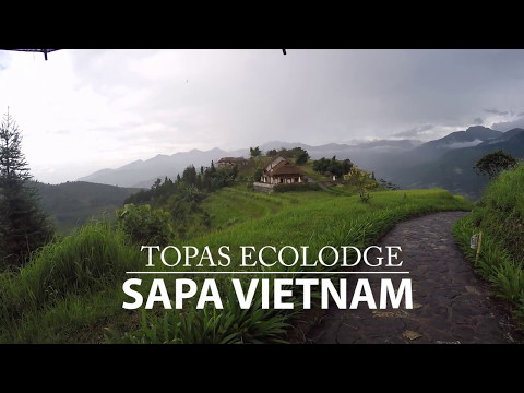 Topas Ecolodge Sapa Review | The 'Bora Bora' Resort of Vietnam