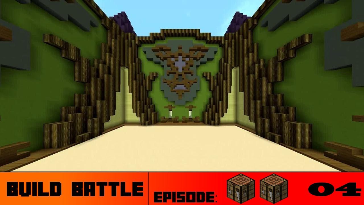 Minecraft Logo Build Battles