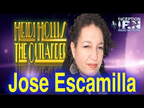Jose Escamilla - Moon in Full Color - Heidi Hollis The Outlander