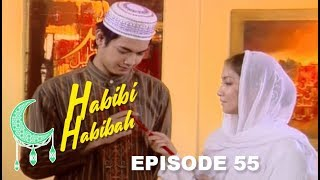 Pernikahan Habibi Dan Habibah - Habibi Dan Habibah Episode 55 Part 2