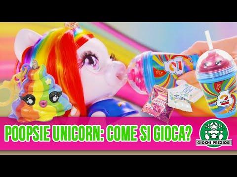1x Poopsie Sparkly Critters Unicorno Unicorn cacca//sputa funzione MGA Nuovo//Scatola Originale