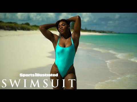 Serena Williams and Other Tennis Stars Heat Things Up  Intimates   Sports Illustrated Swimsuit