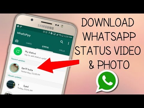 Download Whatsapp Status Video & Photo WhatsApp Status Video Kaise Aur Photo Kaise Download Kare