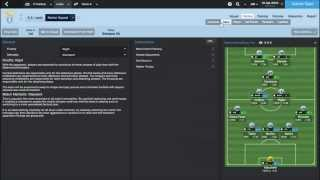 The Best FM14 Tactic.