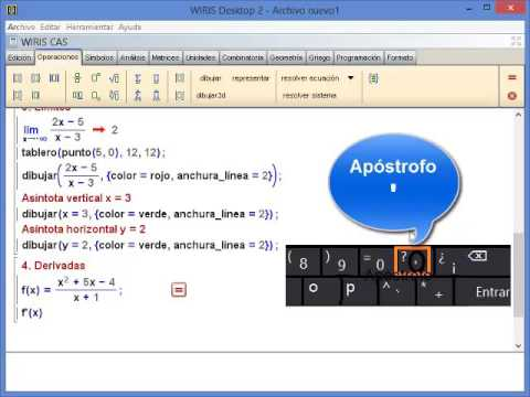 Calculando Derivadas HP 50g from YouTube · Duration:  8 minutes 16 seconds