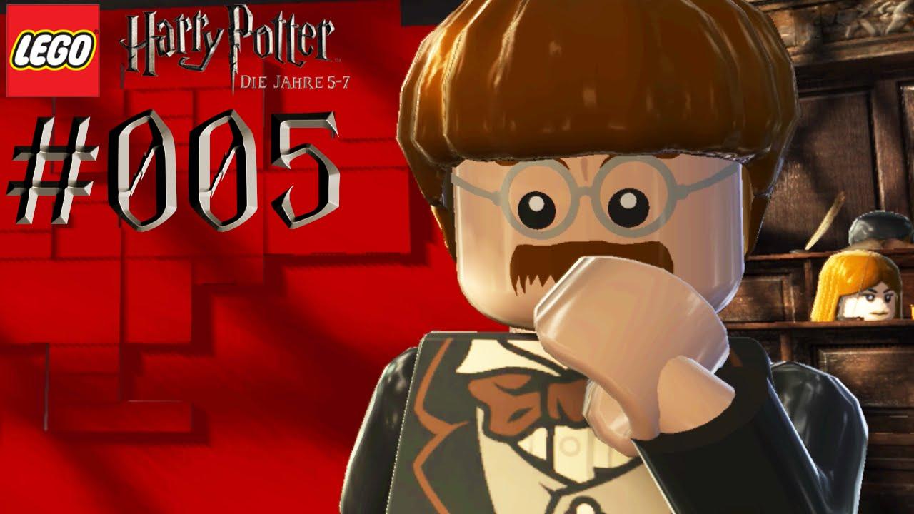Lego Harry Potter Die Jahre 5 7 005 Grimmauldplatz 12 Let S Play Lego Harry Potter Deutsch Youtube