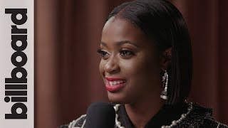 Tierra Whack On Overcoming Past Failures & Being Inspired by Women in Music at WIM 2018 | Billboard Video