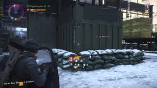 The Division: Primary weapon with Ballistic Shield