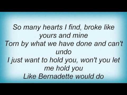 Leonard Cohen - Song Of Bernadette Lyrics