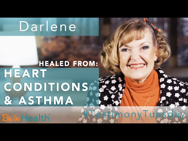 I Got a Brand New Heart! Heart Healed, Asthma Gone - Darlene's Testimony - #TestimonyTuesday