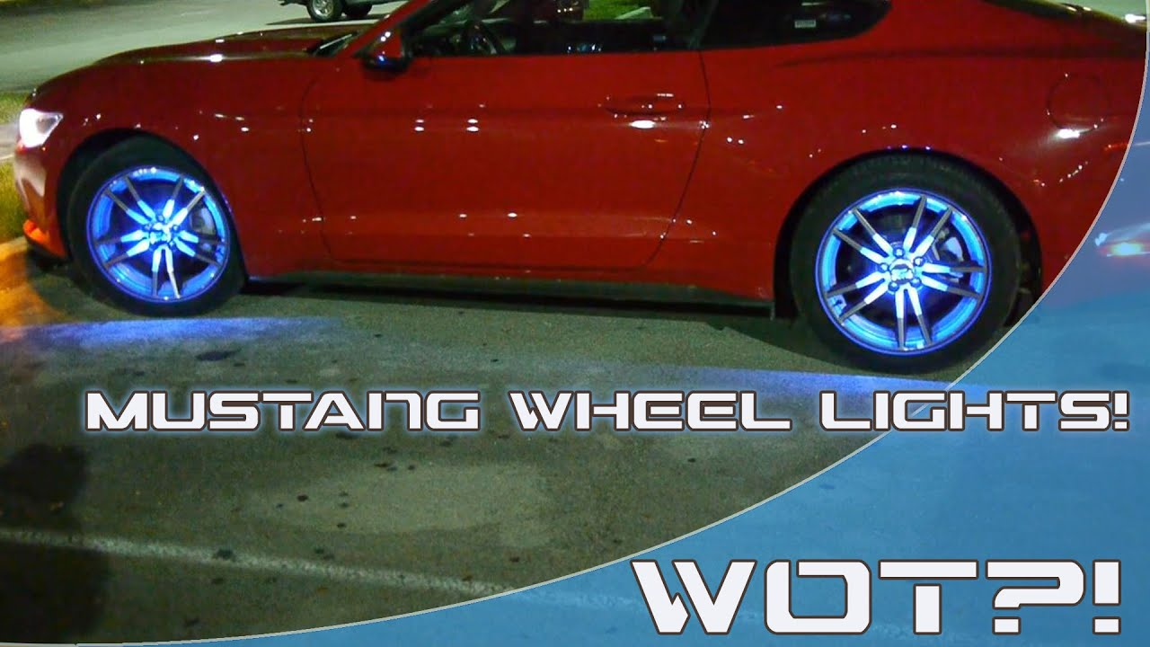 Install GloRyder Wheel Lights Without Taking Your Wheels ...