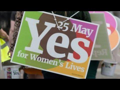 الإيرلنديون على موعد مع استفتاء تاريخي حول الإجهاض  - 13:22-2018 / 5 / 25