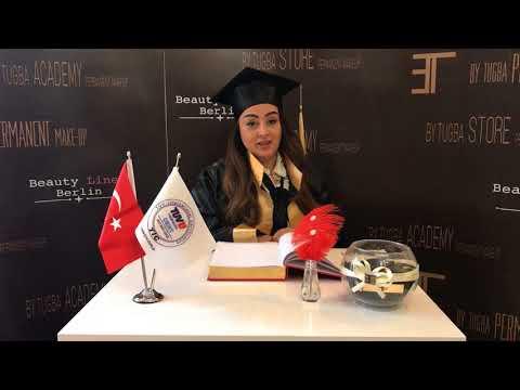 By Tugba Academy - Mezuniyet Konuşması - Songül Yakaç