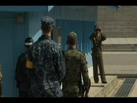 North-South Korea Border Quiet, Tensions High