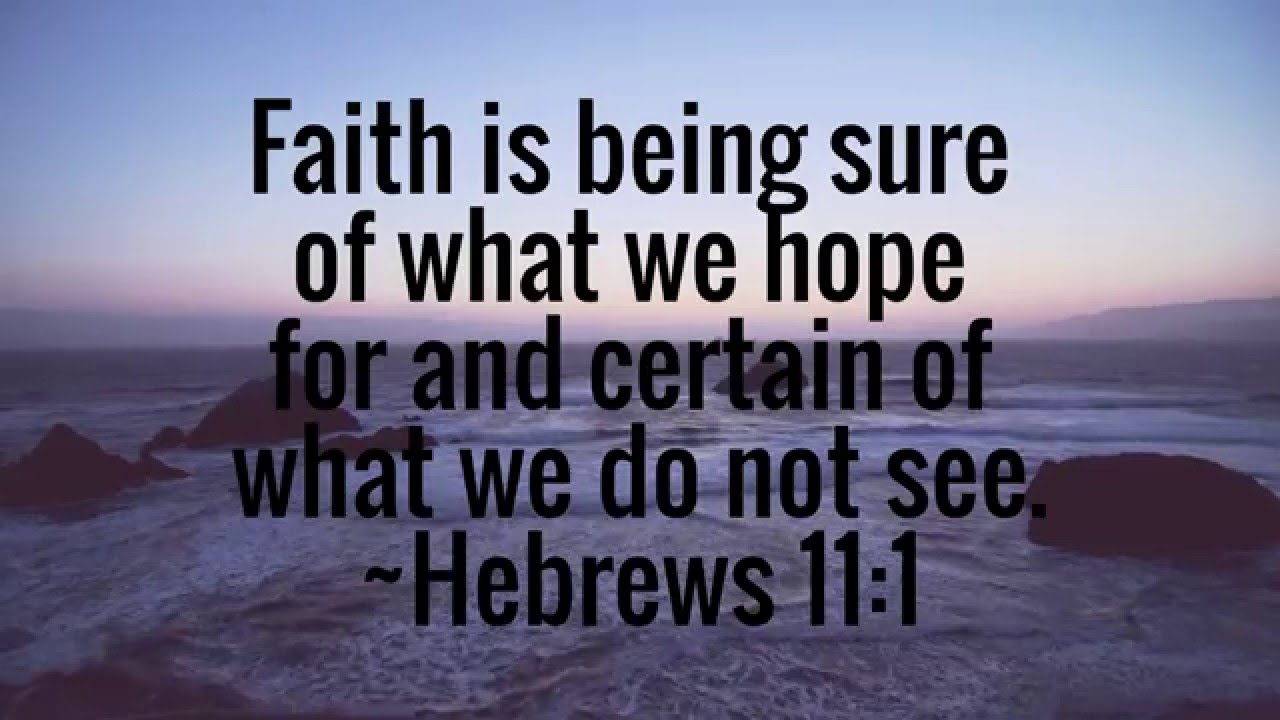 Bible Quotes About Hope Bible Verses About Hope  Youtube