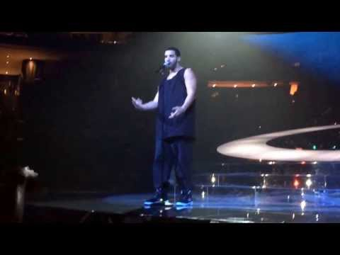 Drake (Live) - Too Much, Would You Like a Tour? Pittsburgh, PA October 18, 2013