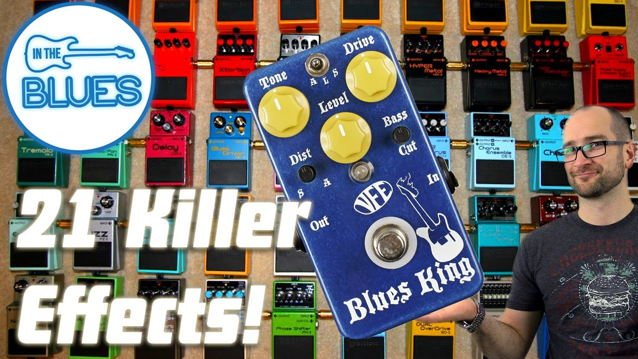 21 killer guitar effects pedals at any price youtube. Black Bedroom Furniture Sets. Home Design Ideas