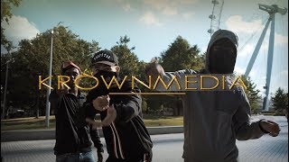 Oboyz x YJ ft Unknown S - Half Time [Music Video]  (4K) | KrownMedia