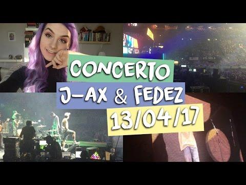 Concerto J-Ax & Fedez, Forum di Assago, Milano. 13/04/17 | Viky Vlogs