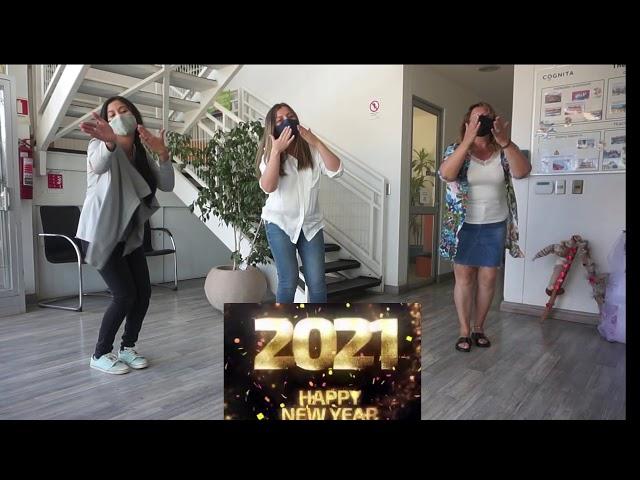Feliz Año Nuevo 2021 les desea Manquecura Ciudad del Este