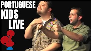Portuguese Driving Lessons - Official Portuguese Kids (Live at the Toronto Sketch Festival 2011)