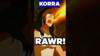 Aang vs. Korra at Problem Solving 😁😡   Avatar #Shorts