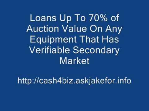 Texas Oil Field Equipment | Sale-Leaseback Loans | Refinancing