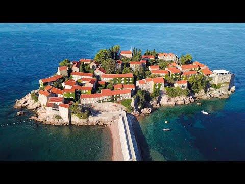 Aman Sveti Stefan, a PHENOMENAL luxury hotel in Montenegro -