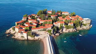 Aman Sveti Stefan a PHENOMENAL luxury hotel in Montenegro full tour