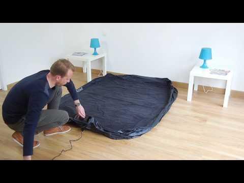 comment vider et d gonfler un spa gonflable par raviday doovi. Black Bedroom Furniture Sets. Home Design Ideas