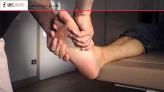 Massage du pied et de la voûte plantaire anti-douleur | Kine Annuaire
