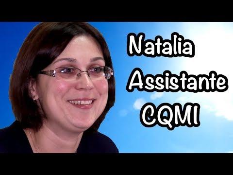 Agence Matrimoniale CQMI : Natalia ( enseignante de français à l'université de Kiev)