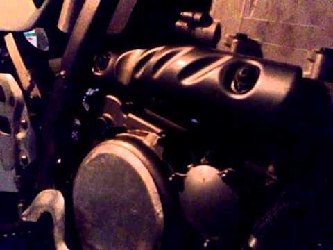 мотор после замены цепи грм drz400 suzuki