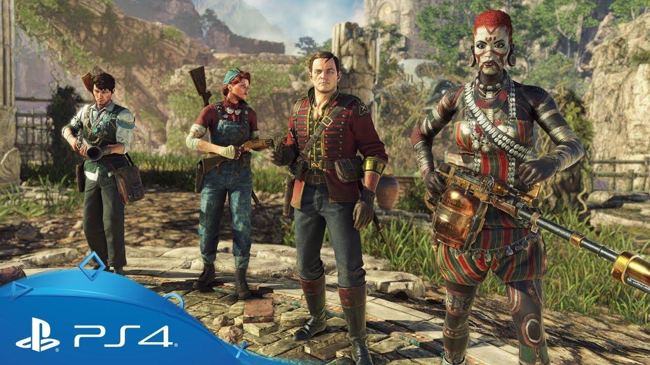 Strange Brigade   E3 2018 Gameplay Trailer   PS4
