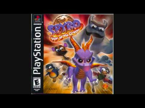 Spyro 3 [Greatest Hits] music: Haunted Tomb