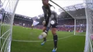 Liga Total Cup 2011 Spiel um 3. Platz Elfmeterschiessen Mainz gegen Bayern