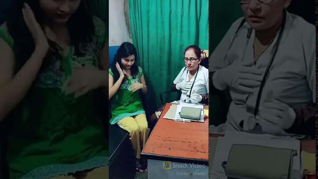 Two Ladies Best Funny Video L A Lady Is Patient And A -1309