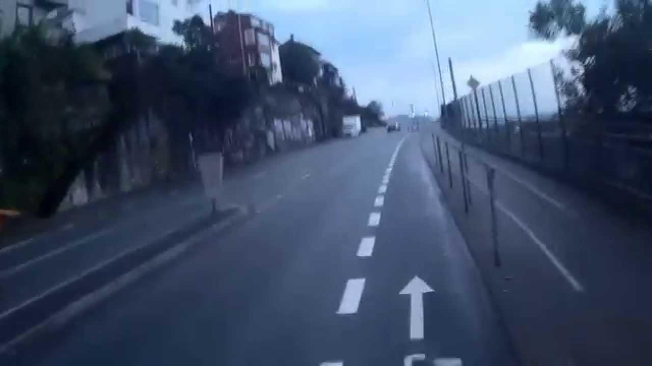 Ølen betong, farlig nær 08.10.14 - YouTube