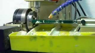 Battle Axe part 3, CNC Machining