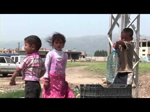 Syrian Refugees in the Bekaa, Lebanon