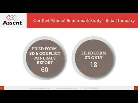 [Webinar] Retail Industry Guide: Conflict Minerals Benchmarking Study & Ethical Sourcing For 2016