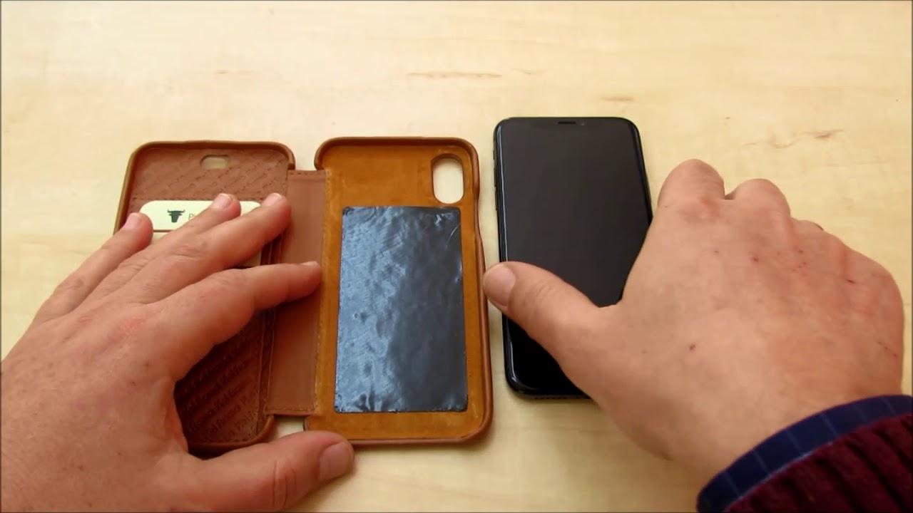 piel frama iphone xs case