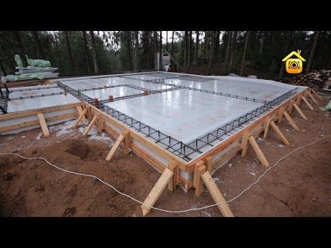 видео: УШП. Утеплённая Шведская Плита // forumhouse