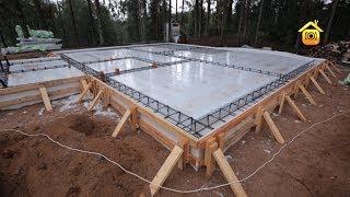 УШП. Утеплённая Шведская Плита // FORUMHOUSE(Одно из самых актуальных направлений в строительстве и конкретно фундаментах - это так называемая Утеплённ..., 2014-04-01T14:32:13.000Z)