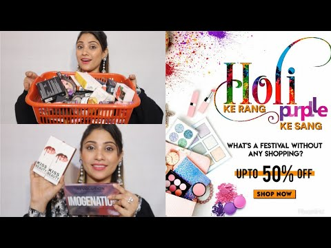 Super Holi Sale 50% Off || Shystyles