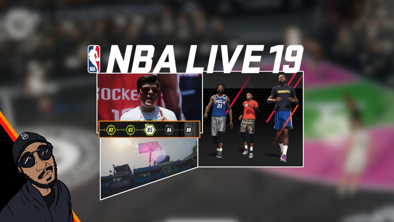NBA LIVE 19 | EXCLUSIVE INTERVIEW : EA DEV EXPLAINS NEW..| SIG JUMPERS, DEFENSE, NUTMEG COUNTERS &..