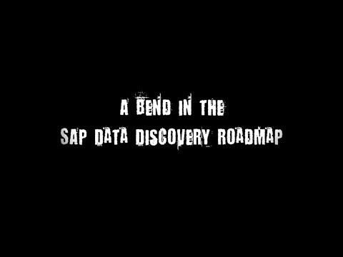 A Bend in the SAP Data Discovery Roadmap
