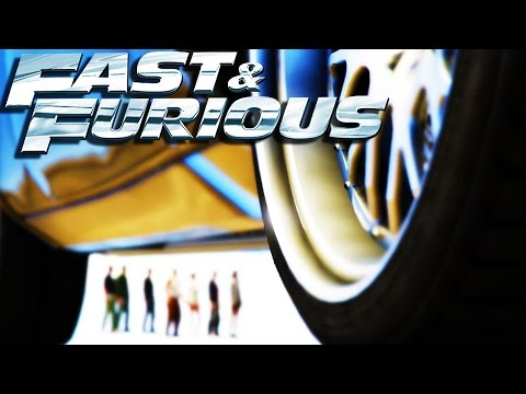 FAST & FURIOUS 8: The Fate of the Furious - Grand Theft Auto 5