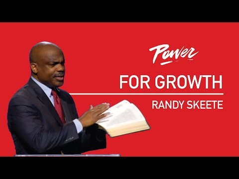 Power For Growth Pr Randy Skeete