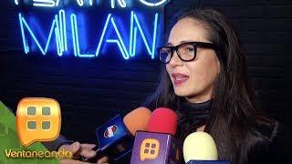 ¡Yolanda Andrade SE CASÓ! La conductora revela que lo hizo hace algunos años y fue con una famosa.